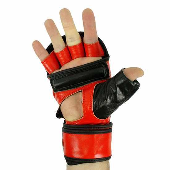 перчатка мма