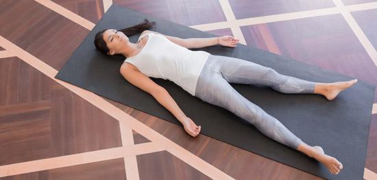 идеальная асана для расслабления и похудения